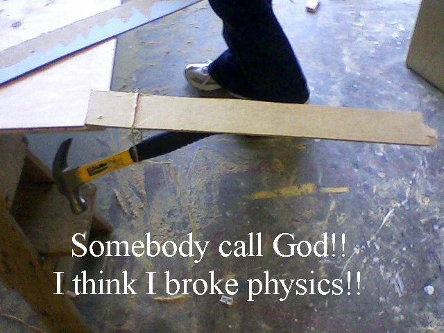Life Can Get A Lot More Interesting If You Know How Physics Work