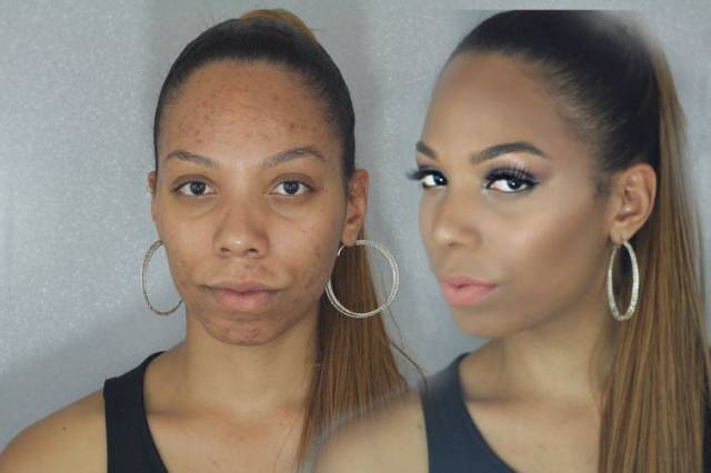 How Makeup Nicely Done Can Conceal Girls