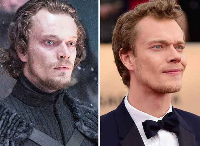 "How The ""Game Of Thrones"" Actors Look In Real Life"