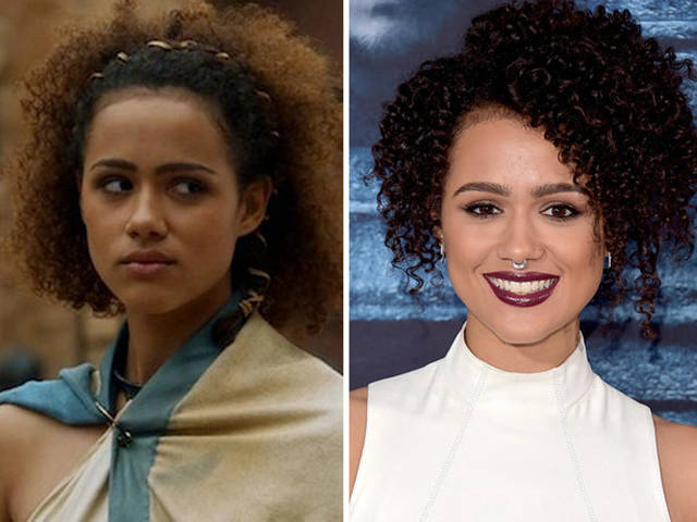 """How The """"Game Of Thrones"""" Actors Look In Real Life"""