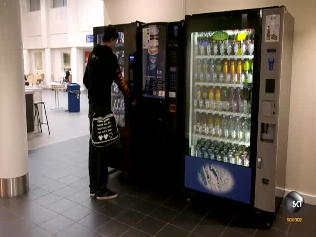 How Vending Machines Detect Fake Coins And Make Sure Your Snack Doesn't Get Stuck