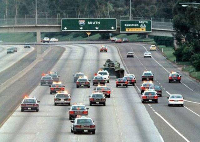 Top 10 Car Chases Of Los Angeles