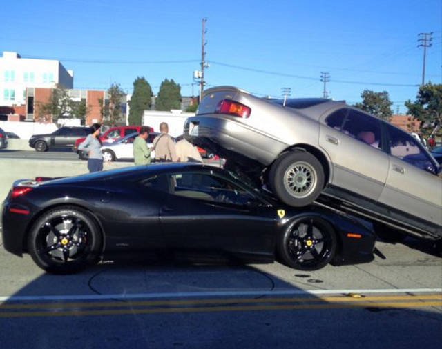 Weird Car Fails And Wrecks