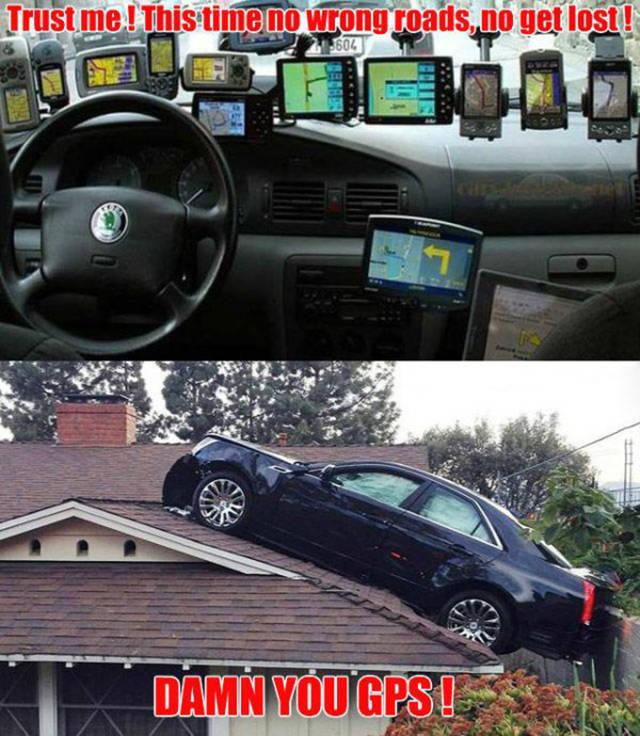 Weird Car Fails And Wrecks