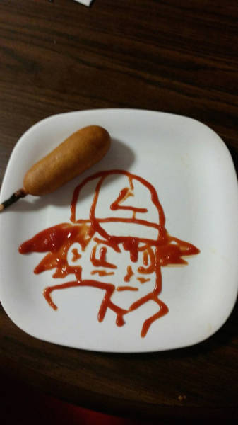 Actually Playing With Your Food Is Quite Fun