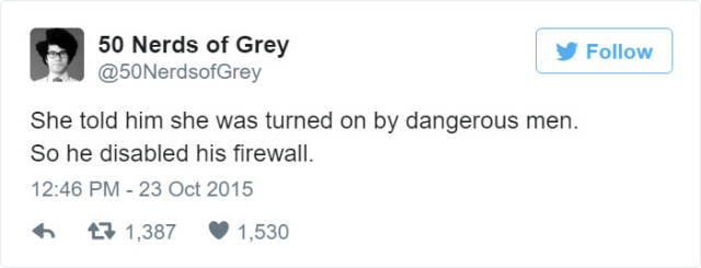 "Guy Rewrites ""50 Shades Of Grey"" In A Nerdy Manner And It Is Way Better Than Original"