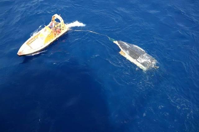 Missing Florida Teens' Boat Was Found Off Bermuda Coast