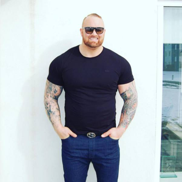 """The Mountain"" From ""Game Of Thrones"" Posted His Diet Plan And It Is Completely Mad"
