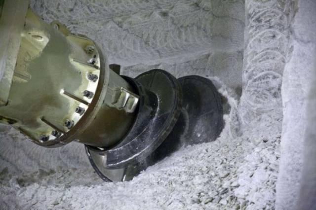 Inside Biggest Salt Mines Of Sicily