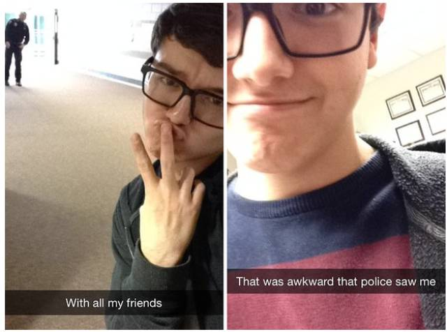 These Snapchats Will Put You In An Instant Good Mood