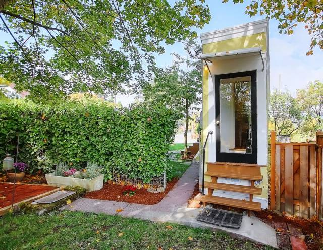 This Spite House Will Surprise You If You Step Inside