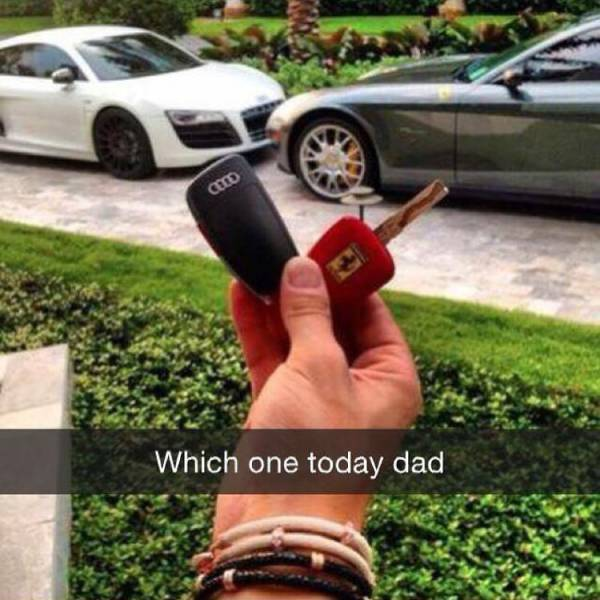 Rich Parents Of Instagram
