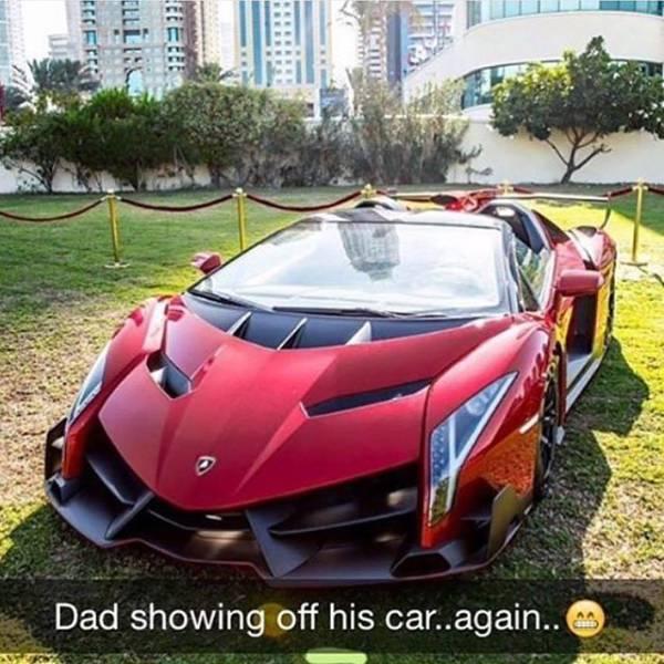 Rich Parents Of Instagram