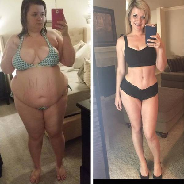 From Fatty To Fitty: Amazing 'Weight Loss' Success Story