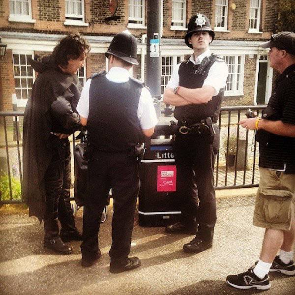 Fun Time With Metropolitan Police