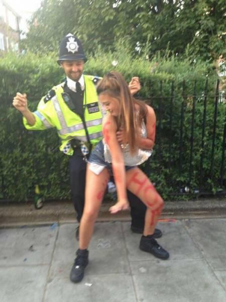 Fun Time With Metropolitan Police