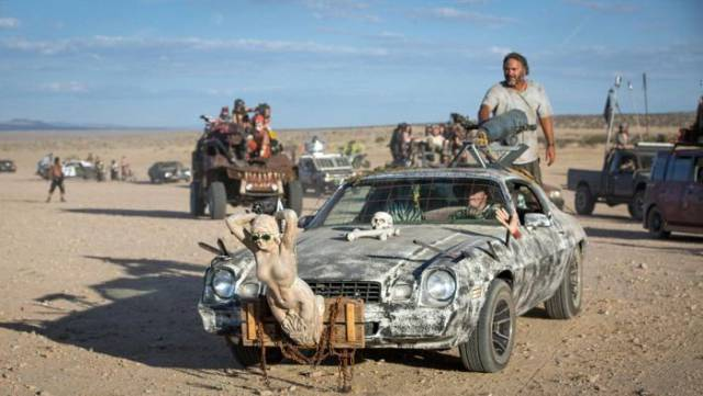 If You Want To Experience Mad Max Universe Then You Should Visit Wasteland Weekend