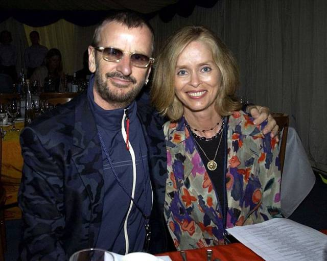 Ringo Starr At Age 75 Looks Younger Than His Son (3 pics ...