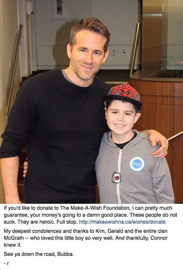 Ryan Reynolds Doesn