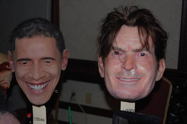 These Celebrity Masks Are Both Creepy And Incredibly Realistic