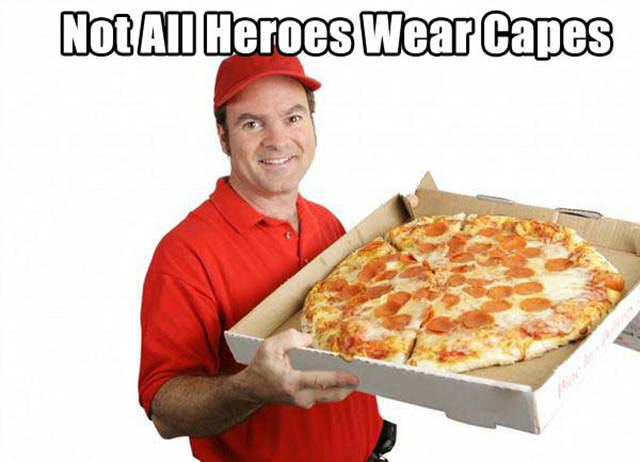These Pictures Will Prove To You That Not All Heroes Wear Capes