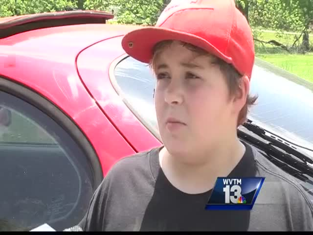 11 Year-Old Knows How To Handle A Gun To Teach An Intruder A Lesson