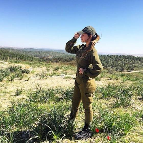 Beautiful Military Girls Of Israel