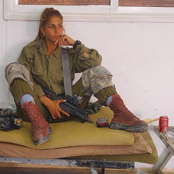 Beautiful Military Girls Of Israel