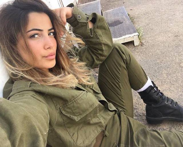 girls in israel