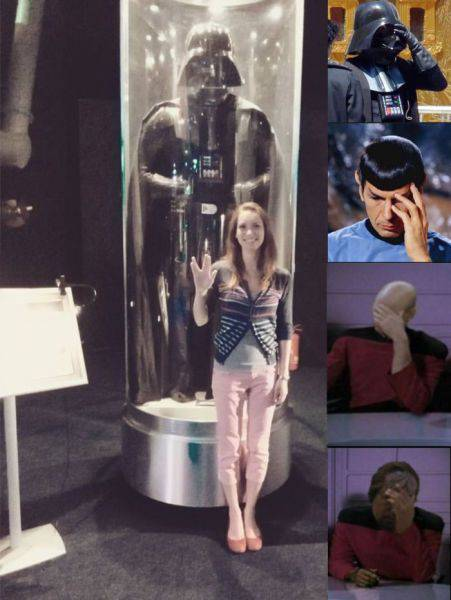 Ready Your Hands for a Facepalm Marathon