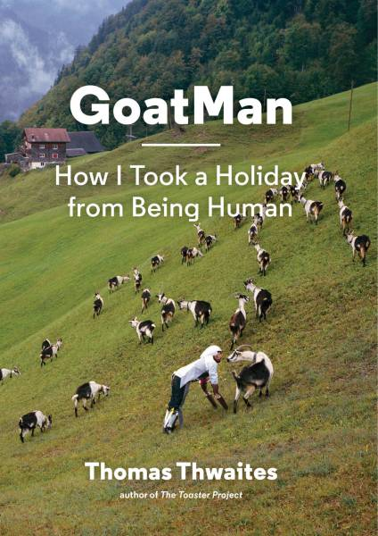 Guy Decides To Take A Holiday From Being A Human And Turns Himself Into A Goat