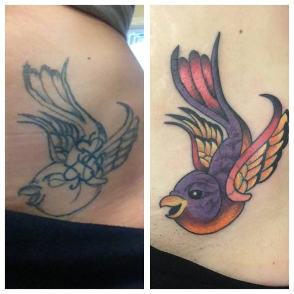 33 Tattoo Fails Turned Into Wins