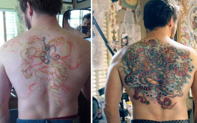 33 Tattoo Fails Turned Into Wins