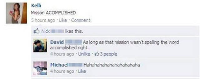 Always Check Your Spelling and Grammar