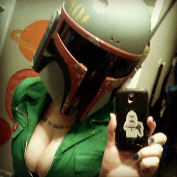 Smoking Hot Star Wars Cosplay Ladies That Will Brighten Your Day