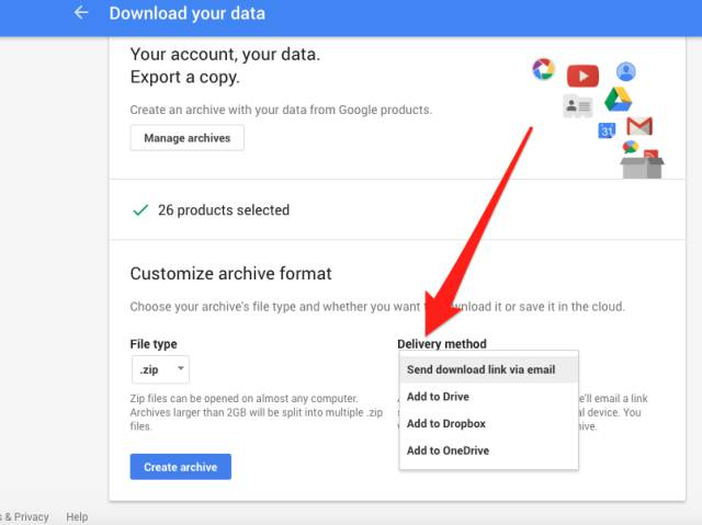 Tips On How To Find Out All The Data Google Has On You