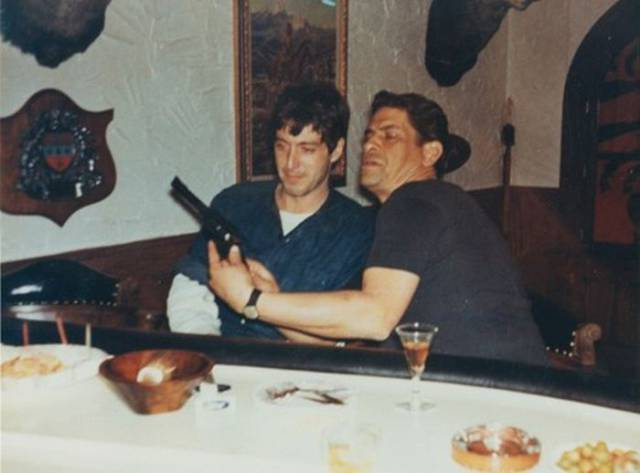"""Al Pacino Hung Out With The Mafia To Get Into Character In """"The Godfather"""""""