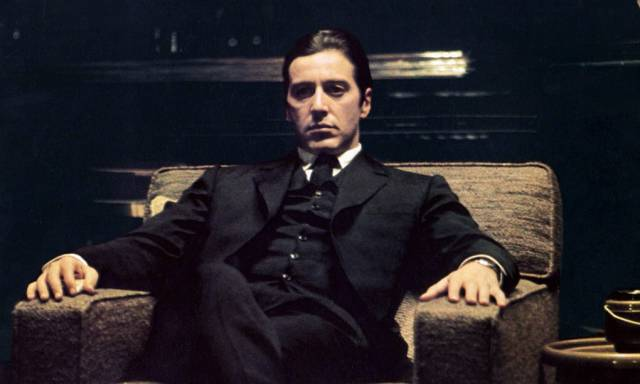 "Al Pacino Hung Out With The Mafia To Get Into Character In ""The Godfather"""