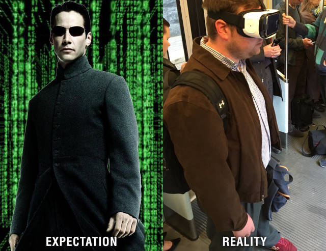 Expectation Beats Reality Every Time