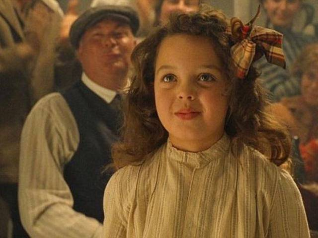 Little Girl Who Danced With Leo DiCaprio In Titanic Is All Grown Up Now