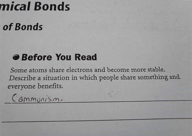These Kids With Their Smarty Pants Test Answers Are Going Places