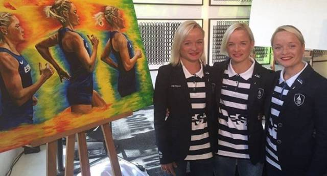 Trio To Rio: Sisters May Become The First Set Of Triplets To Compete In The Olympic Games