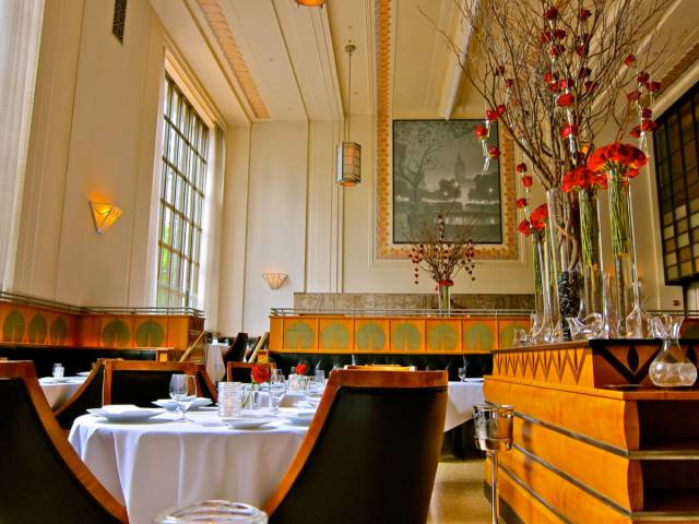 What It's Like To Eat At The Best Restaurant Of America