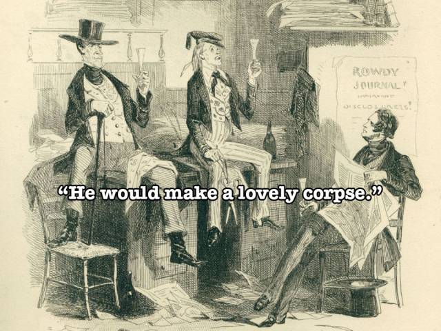 These Great Literary Burns May Come In Handy One Day