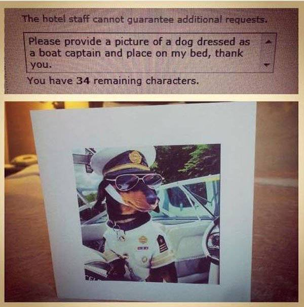 Businessman Makes Ridiculous Requests To Hotels To Have Some Fun While Traveling