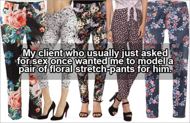 Hookers Share Some Of The Weirdest Requests They