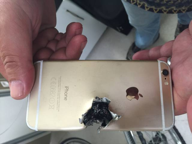 iPhone Saves Turkish Soldier