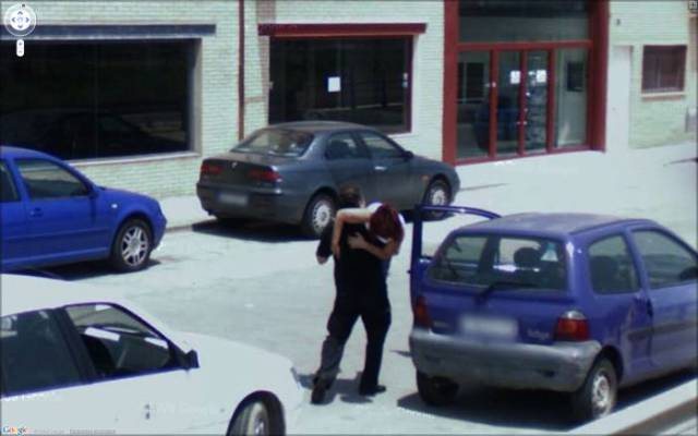 Sometimes Google Street View Catches Some Serious WTF Moments