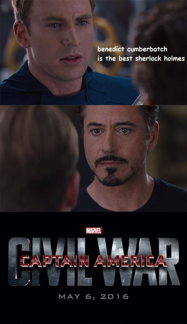 What Really Went Wrong Between Iron Man And Captain America