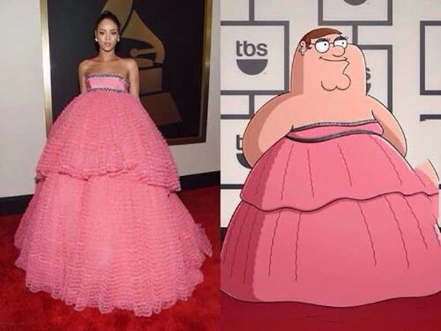 Who Do You Think Wore It Best?